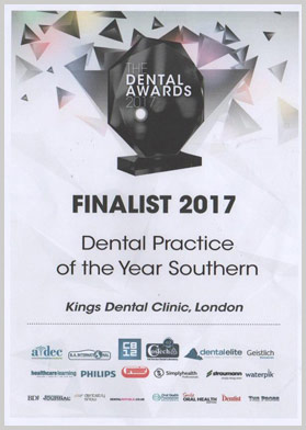Dental Practice of the Year Southern